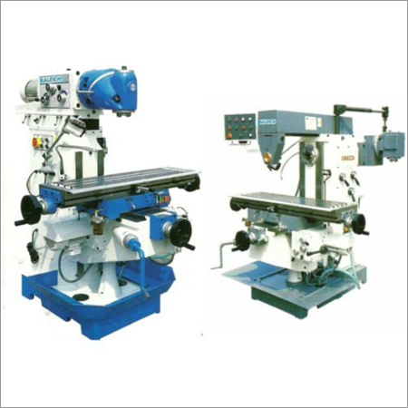 Heavy Duty Milling Machines