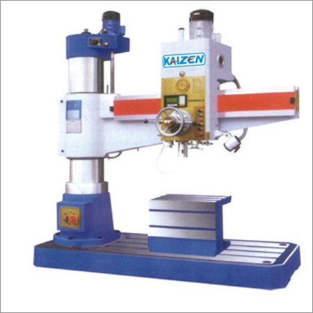 High Precision Radial Drilling Machines