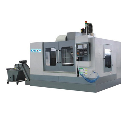 High Precision Vertical Machining Center