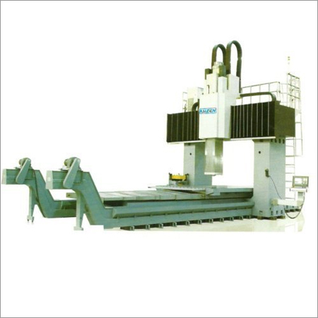 Double Column CNC Machining Centers