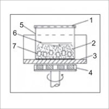Magnetic De Burring Polishing Machine