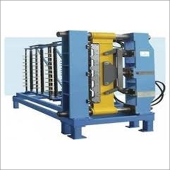 Punching Curving Machine