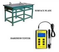 Surface Plate & Hardness Tester