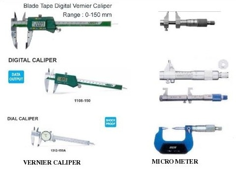 Measuring Instrument & Tools