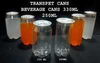 Transpet Pet Cans For Beverages