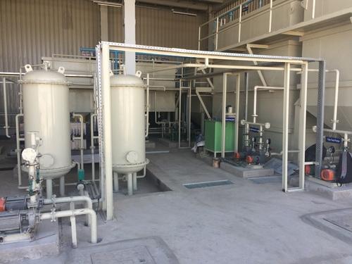 Industrial Effluent Treatment Plant