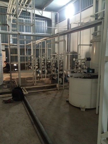 Pumping System & Water Treatment Plants