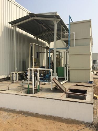 Fabricated Sewage Treatment Plant