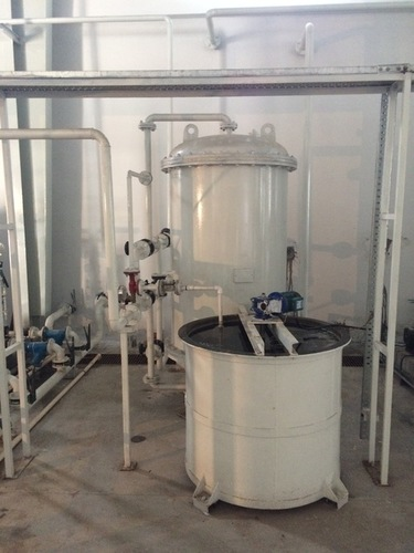 Industrial Water Softener System