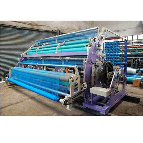 Fishnet Making Machinery
