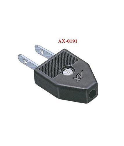 2 pin flat plug