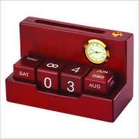 Corporate Table Clock