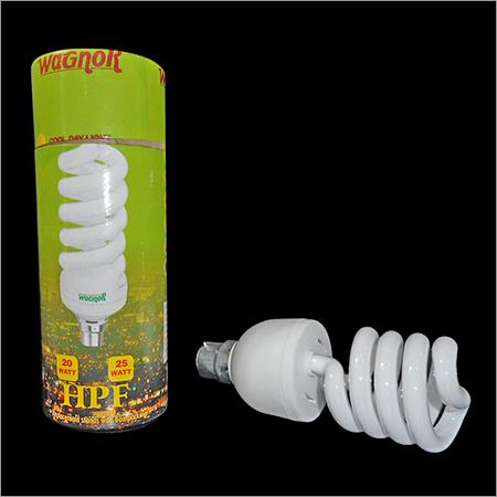 20 Watt Spiral CFL Lights