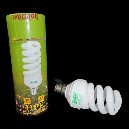 25 Watt Spiral CFL Lights