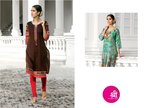Ethnic Kurtis For Women