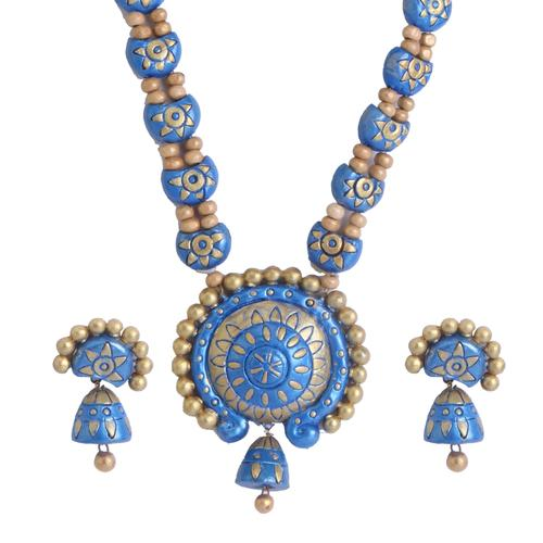 Marisha Terracotta Jewellery