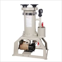 Chemical Filter With Magnetic Pump