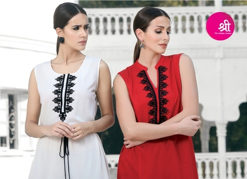 Long Kurtis For Women