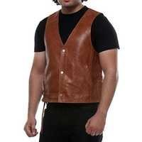 Pure Leather Waist Coats