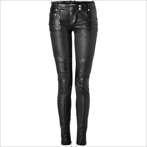 Pure Ship Leather Pant