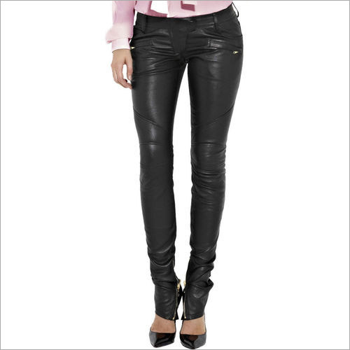 Soft Ship Leather Pant