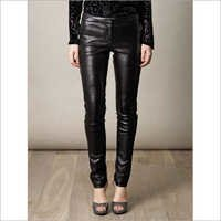 Pure Leather Pant