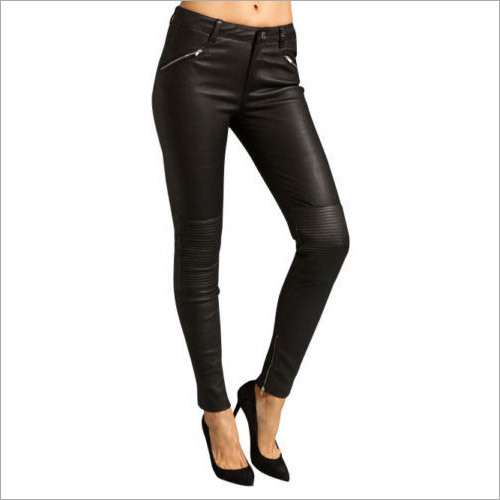 Pure Soft Leather Pant