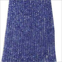 Tanzanite Faceted Roundel Beads