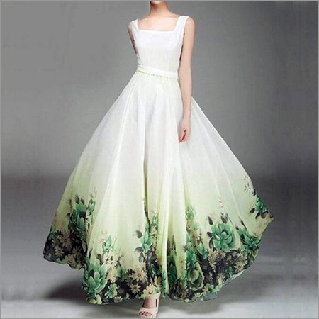 Elegant Imported Gown