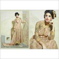 Embroidered Anarkali Salwar Suits