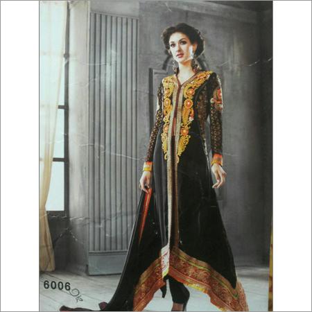 Asymmetrical Salwar Suits