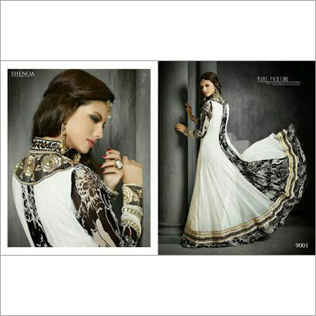 Frock Style Salwar Suits