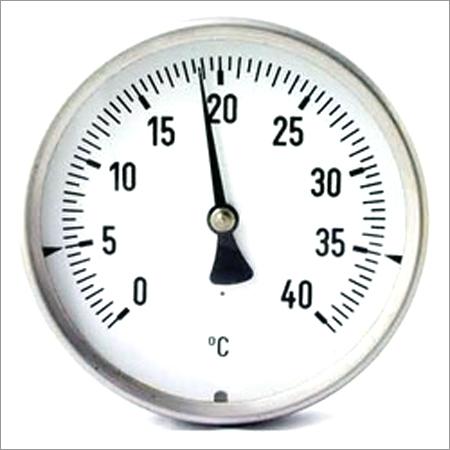 Pressure Gauge And Temperature Gauge