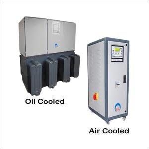 Three Phase Controlled Voltage Stabilizer