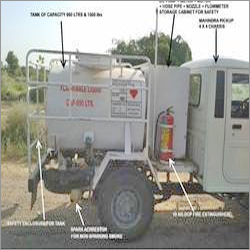 Bowser Tanker