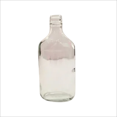 200ml Flint Glass Bottle