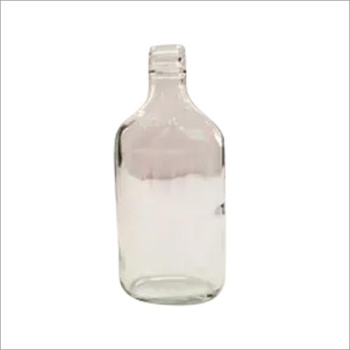 Glass Flint Bottle