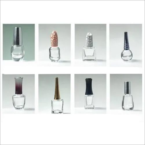 Different Style Nail Polish Glass Bottle