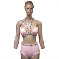 Kintted Beach Wear Bikini