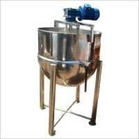 Steam Jacketted Fixed Type Kettle