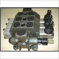 Yuken MDS 03 Sectional Type Mobile Control Valve