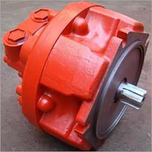 Hydraulic Radial Piston Motors