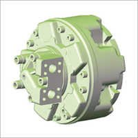 SAI Hydraulic GM 5 Radial Piston Motor