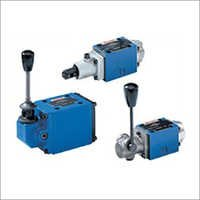 Lever Operated Directional Spool Valves