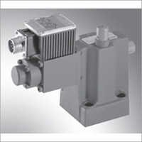 Proportional Pressure Relief Valve, Pilot Operated