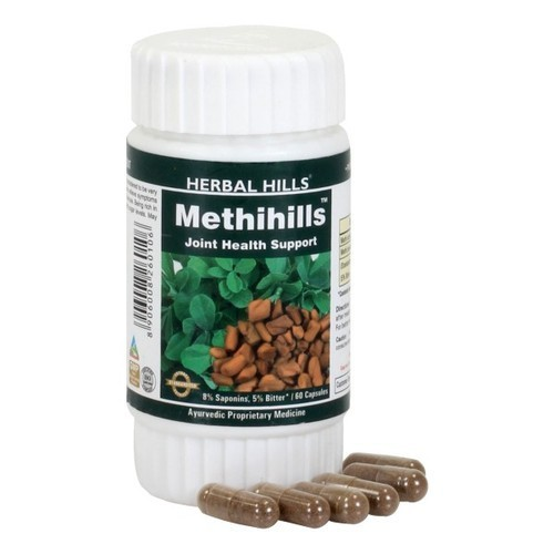 Ayurvedic Joint Pain Relief Capsule - Womens Health Capsule - Methi 60 capsule