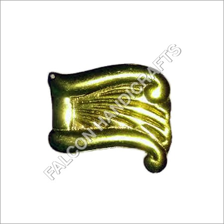Brass Gold Pendant