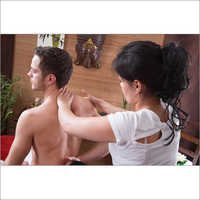 Shoulder Neck Massage