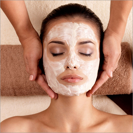 Women Facial Spa
