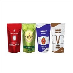 Laminated Printed Stand Up Pouches
